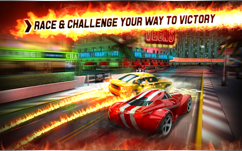Hot Rod Racers- screenshot thumbnail