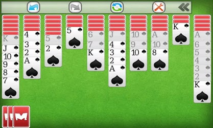 Spider Solitaire APK Download – Free Card GAME for Android 3