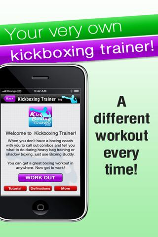 Kickboxing Trainer Lite