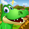 Alligator Water Game FREE icon