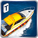 Boat Parking Simulator 3D icon