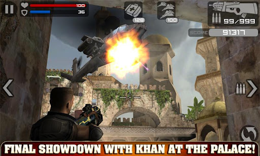 FRONTLINE COMMANDO  screenshots 4