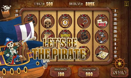 Pirate Tressure Slots