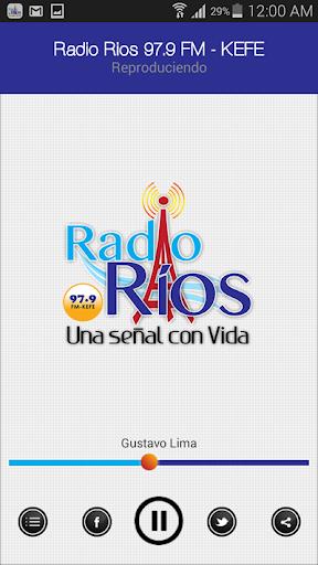 Radio Rios 97.9 FM - KEFE