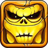 Game Zombie Run HD APK for Kindle