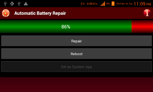 Automatic Battery Repair APK for Blackberry | Download Android APK