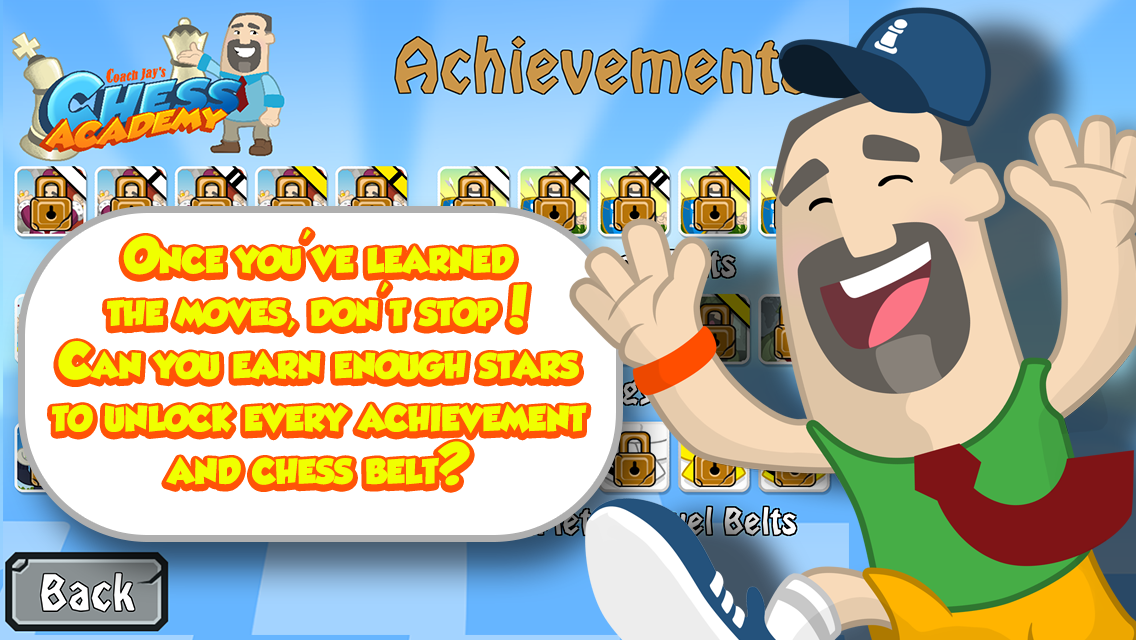 Coach Jay's Chess Academy- screenshot