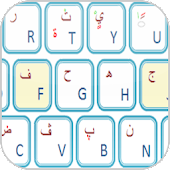 Arabic for keyboard