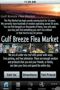 Gulf Breeze Flea Market- screenshot thumbnail