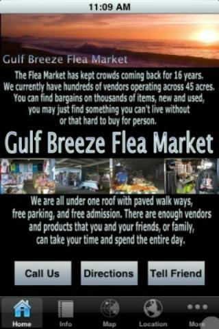 Gulf Breeze Flea Market- screenshot