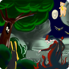 The witches' wood (Moka story) icon