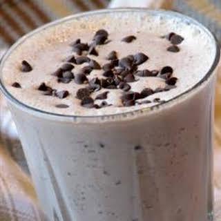 Chocolate Surprise Milkshake.