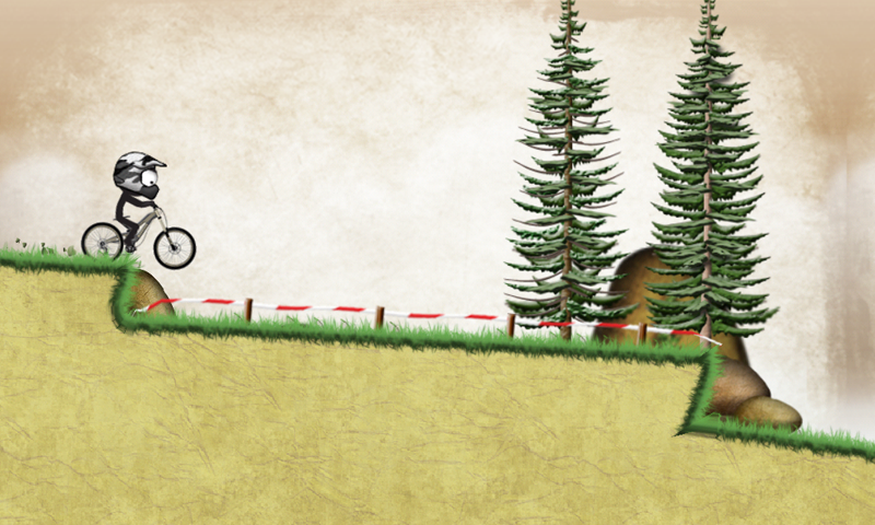 Stickman Downhill screenshot #12