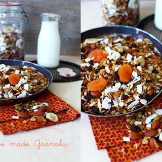 Home Made Granola.
