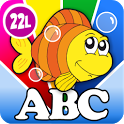 Kids Animal Word Puzzles icon