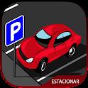 Juegos de Estacionar icon