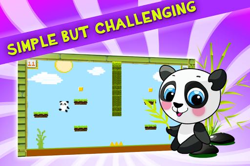 Mini Panda - Platform Game