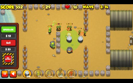 Penguins Attack TD Mobile 1.0.2 screenshots 7