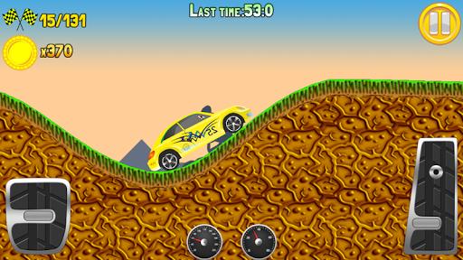 Cars Hill Race