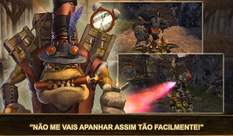 Oddworld: Stranger's Wrath - screenshot