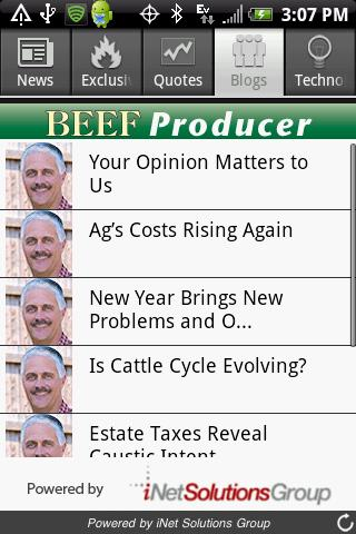 Beef Producer - screenshot