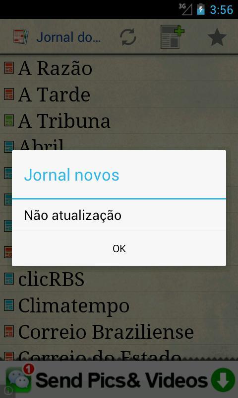 Jornal do Brasil - screenshot