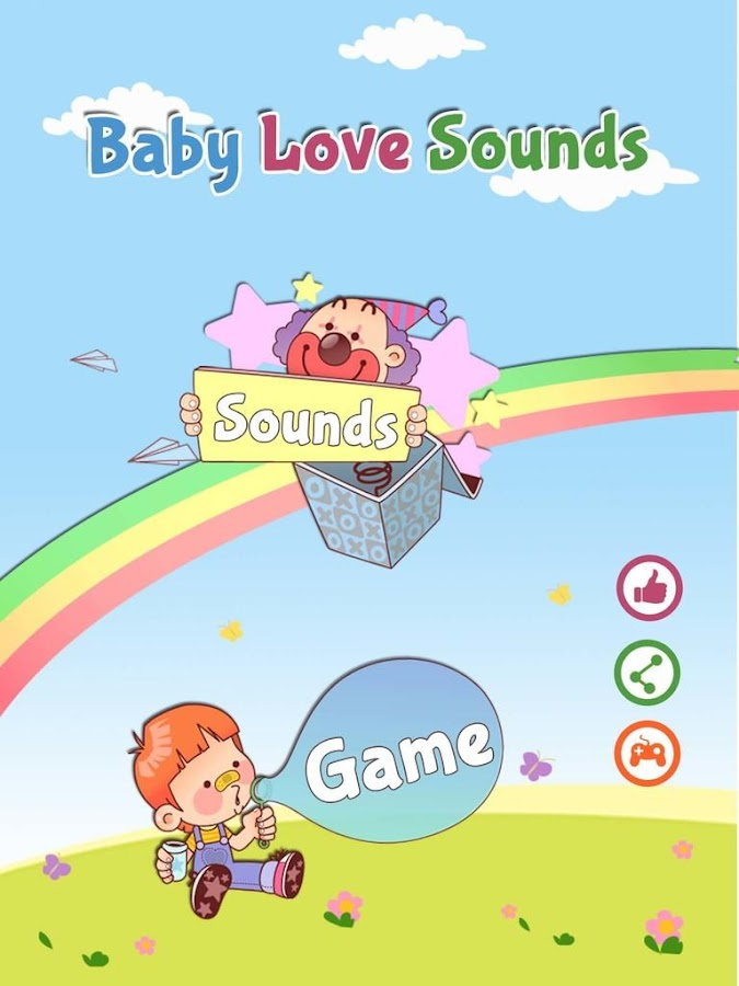 Baby Love Sounds- screenshot
