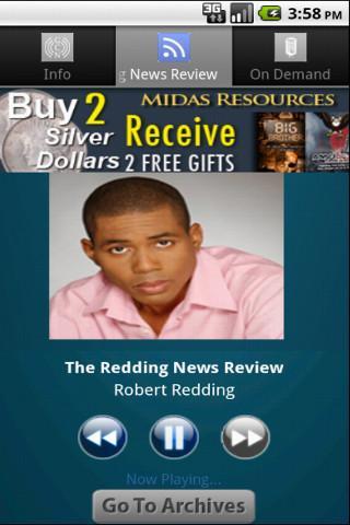 The Redding News Review - screenshot