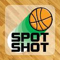Spot Shot Basketball icon