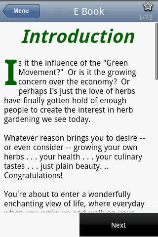 Herb Gardening: A Simple Guide - screenshot