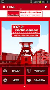 Radio Essen- screenshot thumbnail