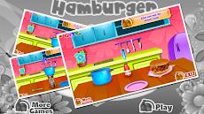 ハンバーガーメーカーゲームのおすすめ画像3