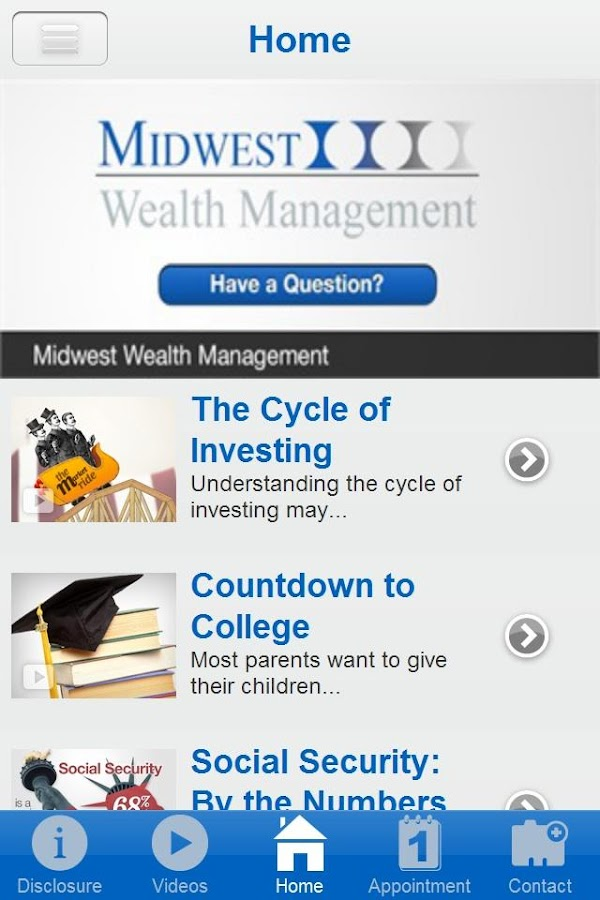 Midwest Wealth Management- screenshot