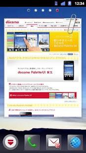Web Page Widget- screenshot thumbnail