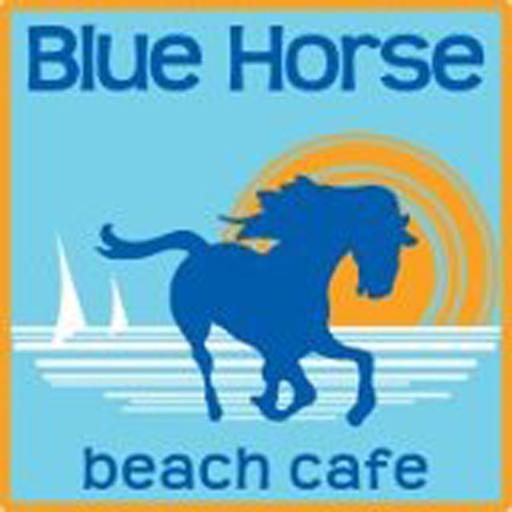 Blue Horse Cafe Door County LOGO-APP點子