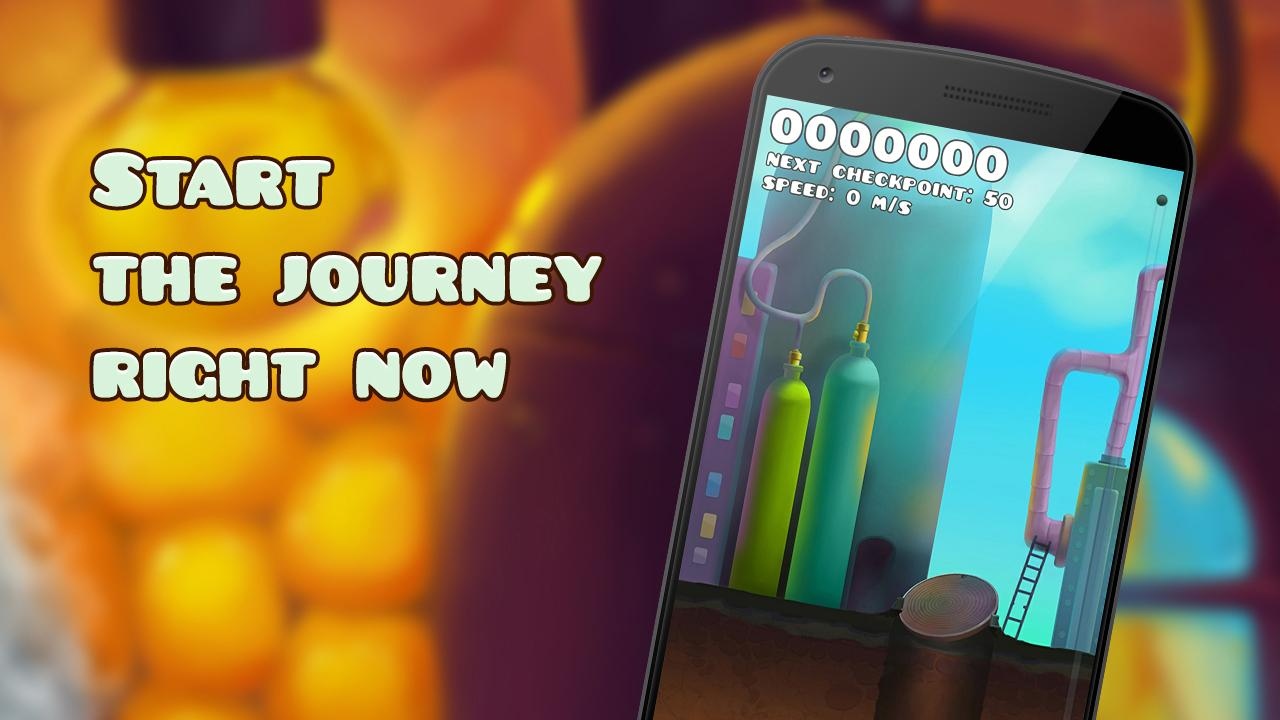 Journey to the Earth's Center- screenshot