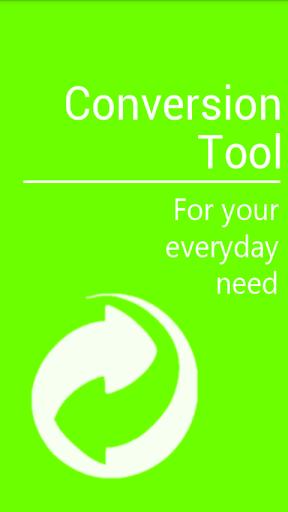 Conversion Tool