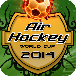 Air Hockey World Cup 2014 for PC and MAC