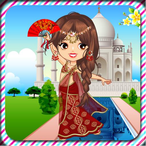 休閒App|印度公主裝扮 LOGO-3C達人阿輝的APP