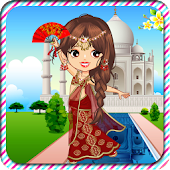 Indian Princess DressUp