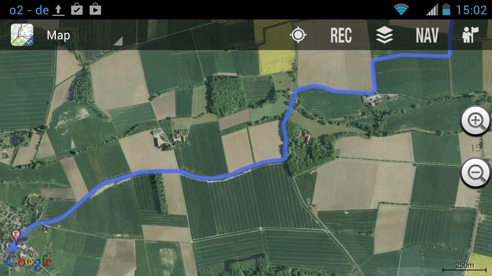 Soviet Military Maps Pro - screenshot