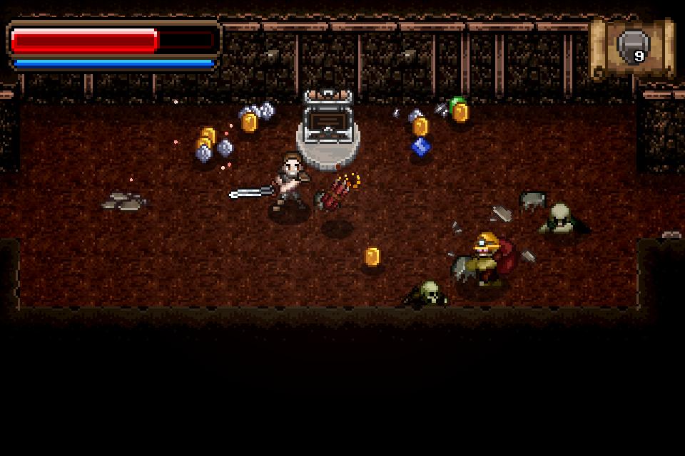 Wayward Souls screenshot #3