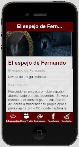 El espejo de Fernando eBook