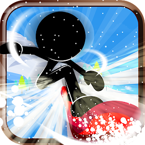 Slide! Snowboard Downhill for PC and MAC
