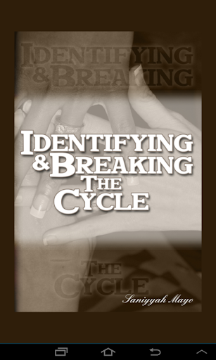 Identifying Breaking The Cycle