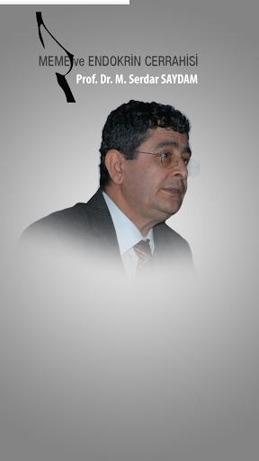 Prof. Dr. Mehmet Serdar Saydam
