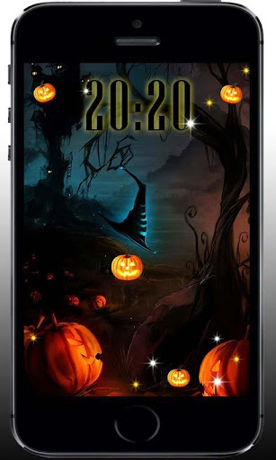 Halloween Magic live wallpaper