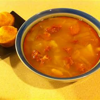 Chourico Stew.