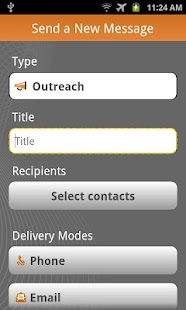 Blackboard Connect- screenshot thumbnail