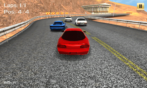 Speed Blade - Racing Game - screenshot thumbnail